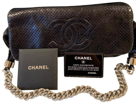 Preload https://img-static.tradesy.com/item/25073059/chanel-perforated-small-cc-black-synthetic-shoulder-bag-0-1-540-540.jpg