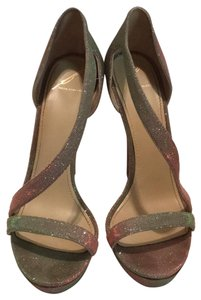 Brian Atwood IRIDESCENT Sparkle ..... Sandals