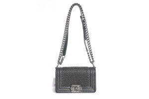 Grey Chanel Bags - Up to 90% off at Tradesy 129d91756d54d
