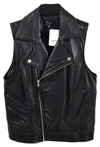 Scoop NYC #blackleather #silverhardware #silverzippers #motorcycle BLACK/ SILVER Leather Jacket