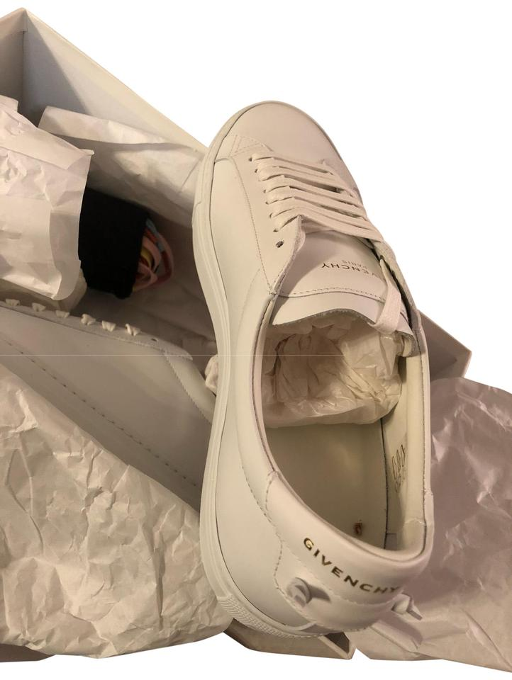 Retail RegularmB1Off Street 7 Givenchy Low White Us Urban Sneakers Size Top shrCtQxd