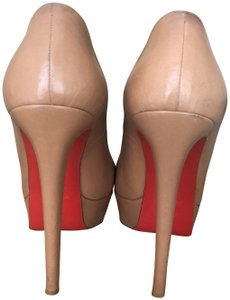 Christian Louboutin Beige/Tan Athletic