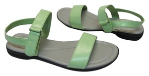 White Stag Sandal Great Condition Size 8m LIGHT GREEN Flats