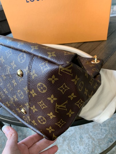 Louis Vuitton Totes Shoulder Bags Monogram Handbags Lv Hobo Bag Image 10