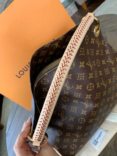 Louis Vuitton Totes Shoulder Bags Monogram Handbags Lv Hobo Bag Image 4