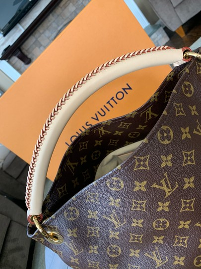 Louis Vuitton Totes Shoulder Bags Monogram Handbags Lv Hobo Bag Image 5