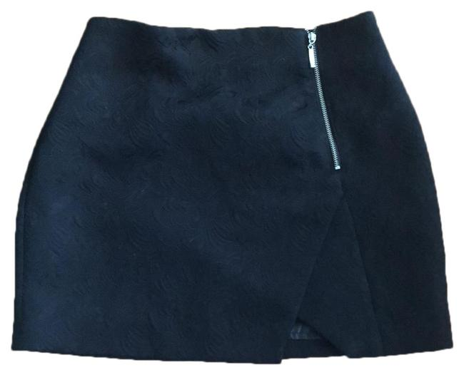 Item - Black Tapestry Skirt Size 4 (S, 27)