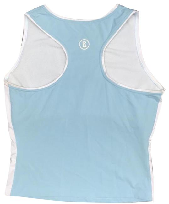 Item - Baby Blue Workout Activewear Top Size 8 (M)