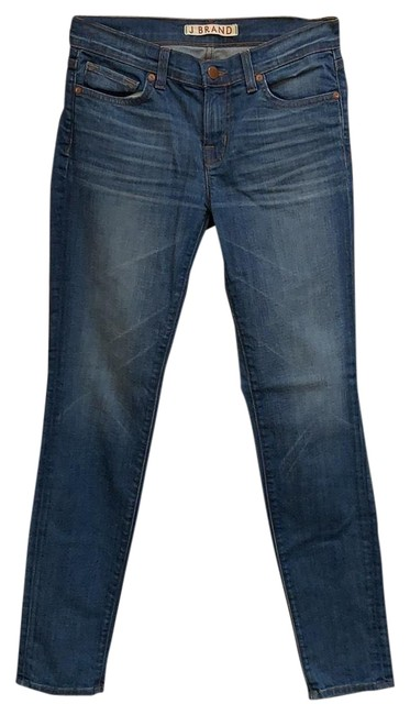 Item - Medium Wash Blue Denim Venice Relaxed Fit Jeans Size 2 (XS, 26)