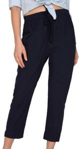 XiRENA Classic Casual Summer Relaxed Pants Passport Blue