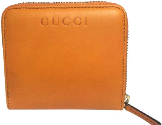 613b7360324 Gucci Gucci French Flap Soft Leather Zip Wallet Image 0 ...