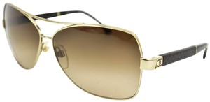 5212f339b34 Gold Chanel Sunglasses - Up to 70% off at Tradesy