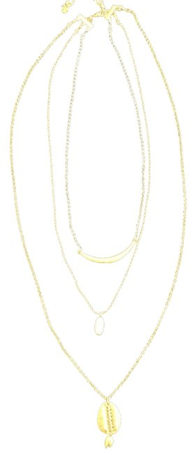 Item - Gold/Silver Layered Necklace