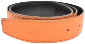 "Hermès Reversible Leather Strap fits 28""- 30"" (sy)"