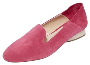 Paul Andrew Suede Inger Pink Flats