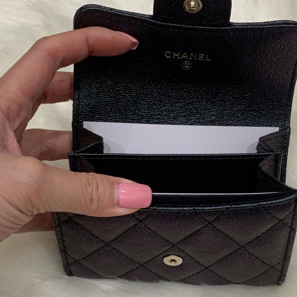 402050ec377b Chanel Chanel XL 19s wallet / O Coin Purse / cardholder Image 11.  123456789101112