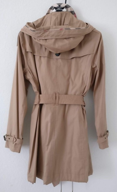 Burberry Brit Trench Coat Image 3