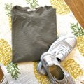 Michelle By Comune T Shirt olive green Image 1