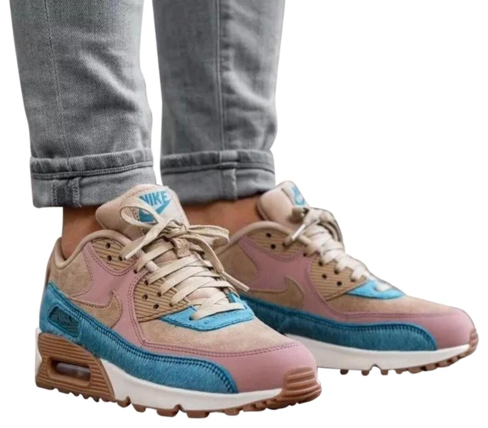 512af00aa817 Nike Women's Air Max 90 Lx Suede A Faux Fur Upper Adds Luxe Texture To A  Retro-inspired Amped Up For Sneakers