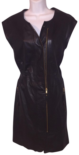 Preload https://img-static.tradesy.com/item/25079753/marc-by-marc-jacobs-orca-black-kid-glove-leather-zip-small-mid-length-night-out-dress-size-os-one-si-0-1-650-650.jpg
