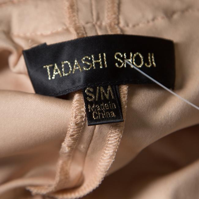 Tadashi Shoji Cord Embroidered Detail Trench Coat Image 3