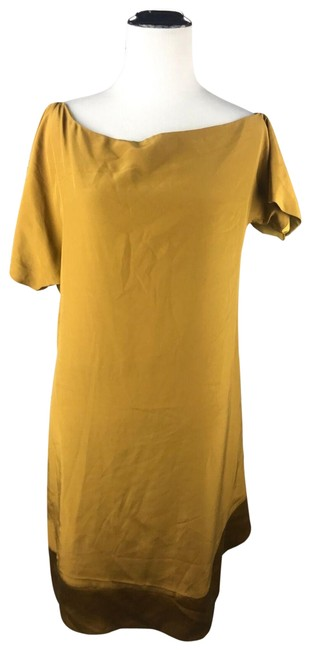 Preload https://img-static.tradesy.com/item/25079971/elizabeth-and-james-yellow-mustard-boat-neck-cocktail-party-mid-length-casual-maxi-dress-size-4-s-0-1-650-650.jpg