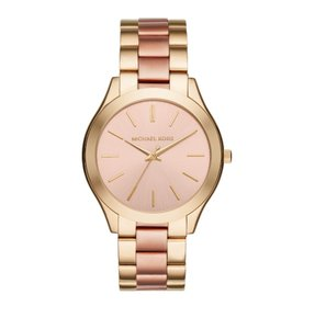Michael Kors Slim Runway Two-Tone 3 Hand Watch MK3493