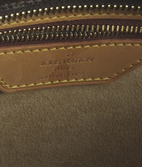 Louis Vuitton Canvas Tote in Brown Image 9