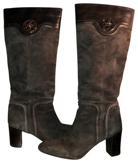 Preload https://img-static.tradesy.com/item/25080298/tory-burch-gray-suede-heeled-bootsbooties-size-us-85-regular-m-b-0-1-540-540.jpg