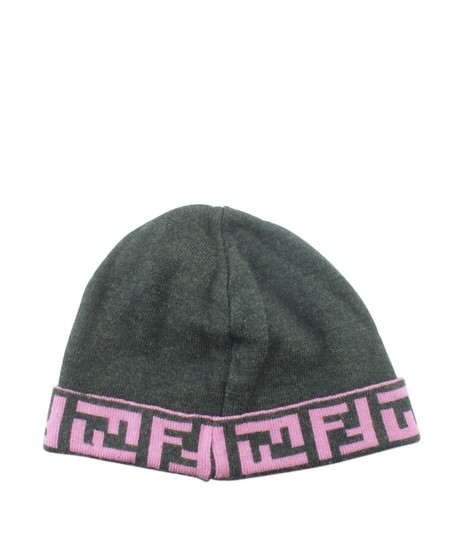 Preload https://img-static.tradesy.com/item/25080313/fendi-blackxpink-zucca-wool-black-and-pink-wool-beanie-one-size-168247-hat-0-0-540-540.jpg