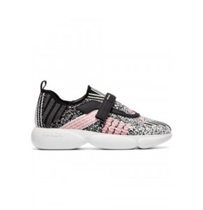 Prada Black Pink Athletic