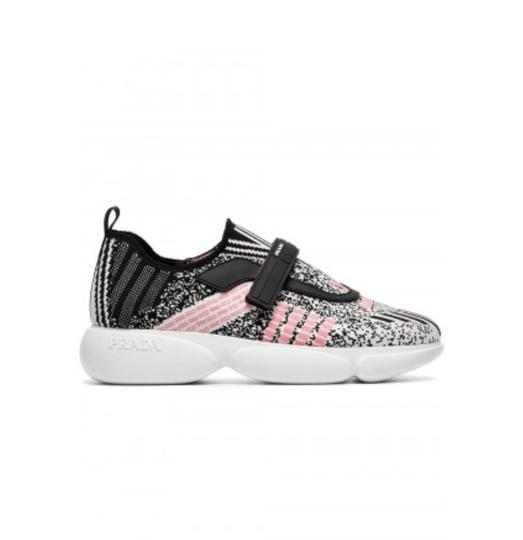 Preload https://img-static.tradesy.com/item/25080319/prada-black-pink-new-metallic-knit-fabric-cloudbust-sneakers-6-sneakers-size-eu-36-approx-us-6-regul-0-0-540-540.jpg