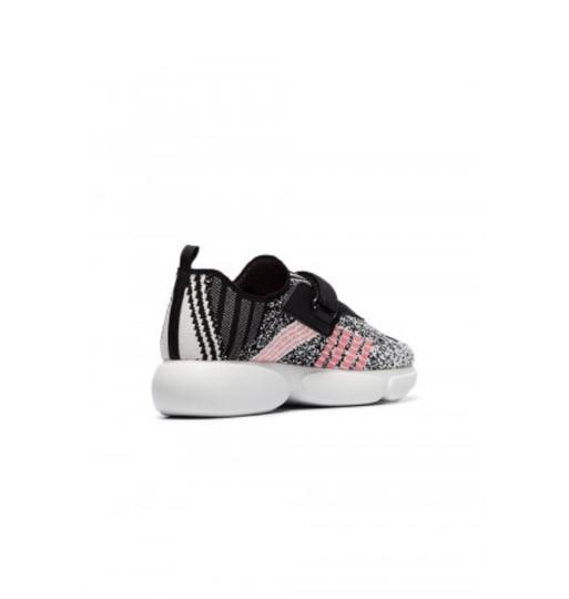 Prada Black Pink Athletic Image 1