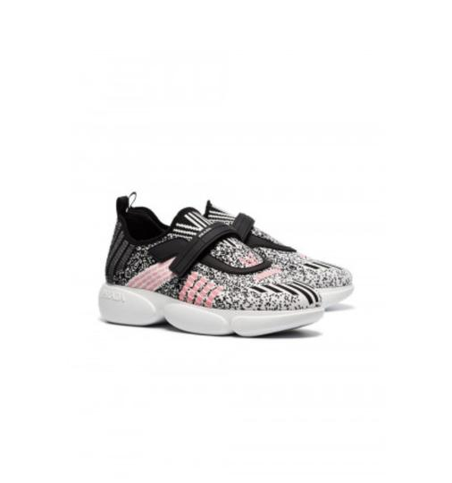 Prada Black Pink Athletic Image 5