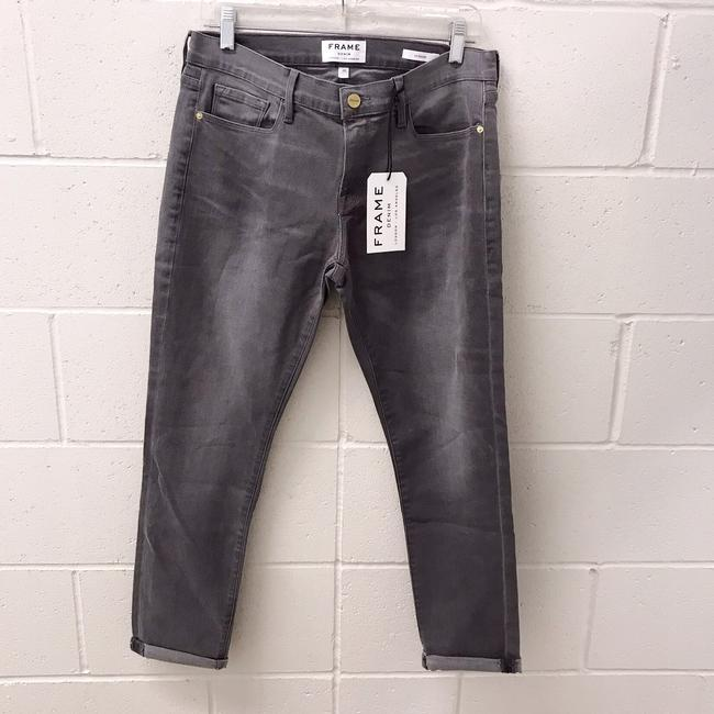 FRAME Relaxed Fit Jeans-Medium Wash Image 4