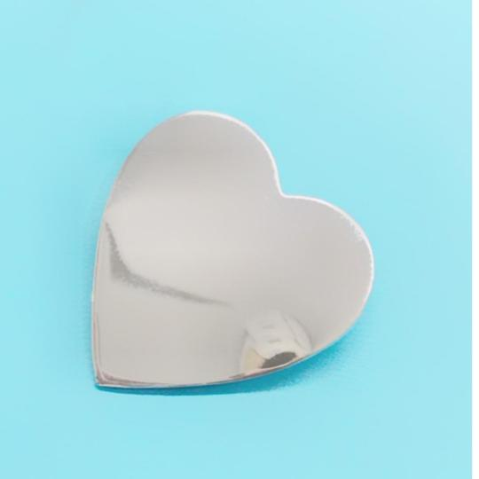 Tiffany & Co. GORGEOUS!! Vintage Tiffany & Co. Heart Brooch Image 2