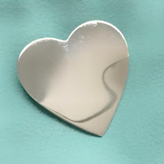 Tiffany & Co. GORGEOUS!! Vintage Tiffany & Co. Heart Brooch Image 3