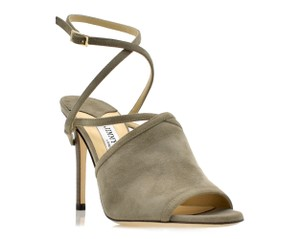 Jimmy Choo Light Khaki Sandals