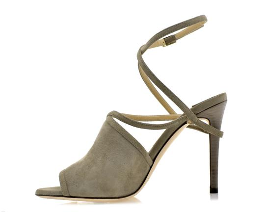 Jimmy Choo Light Khaki Sandals Image 3