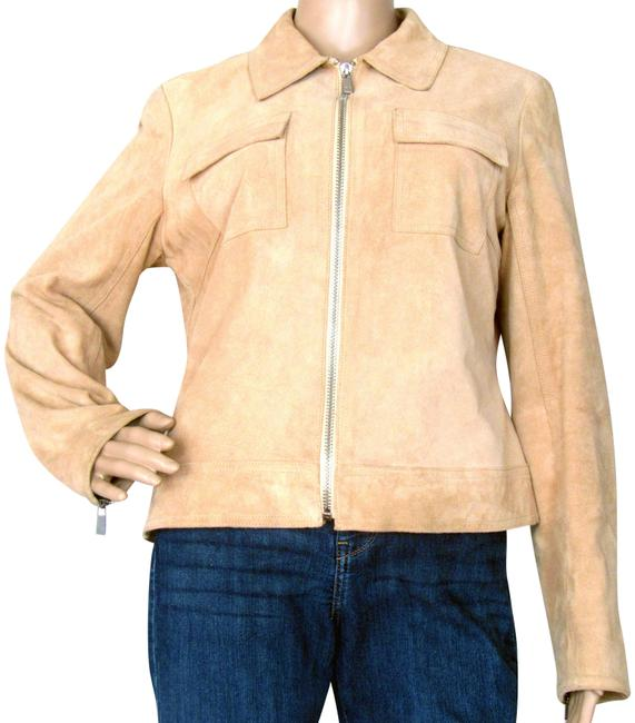 Item - Brown Suede Jacket Size 12 (L)