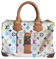 Louis Vuitton Satchel in white Image 0