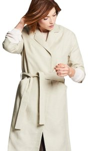 Emerson Fry Preppy Chic Polished Classic Spring Trench Coat