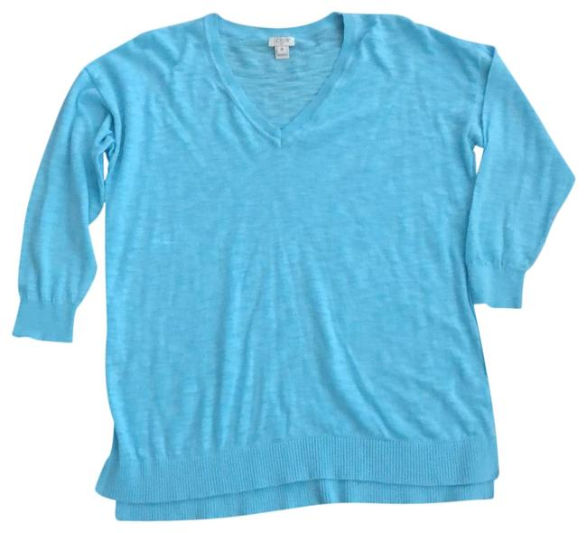 Item - Blue Comfy Pullover Tunic Size 10 (M)