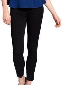 Siwy Stretchy Chic Edgy Date Night Skinny Jeans-Dark Rinse
