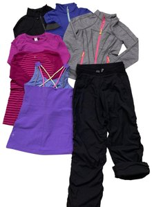 b6fac0fd3 ivivva 8 pieces of sports clothing