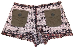 Louis Vuitton Cuffed Shorts
