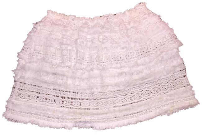 Alexis Mini Skirt white Image 0