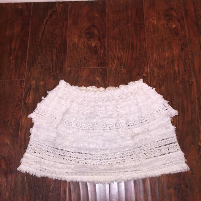 Alexis Mini Skirt white Image 1