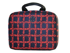Tory Burch NEW TORY BURCH MAKE-UP COSMETIC LARGE TRAVEL CASE BAG NWT