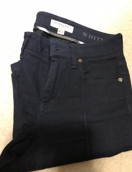 Burberry Boot Cut Jeans-Dark Rinse Image 2